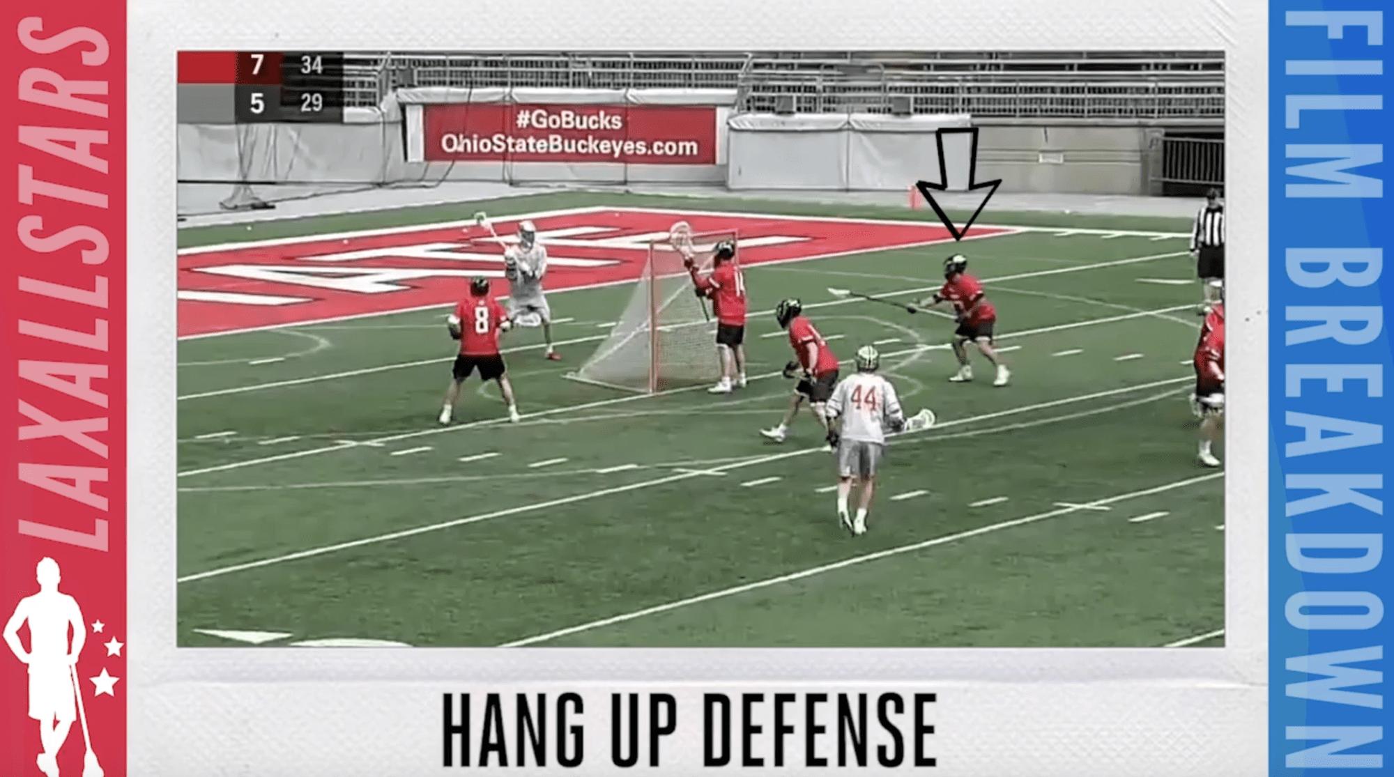 hang up defense maryland ohio state