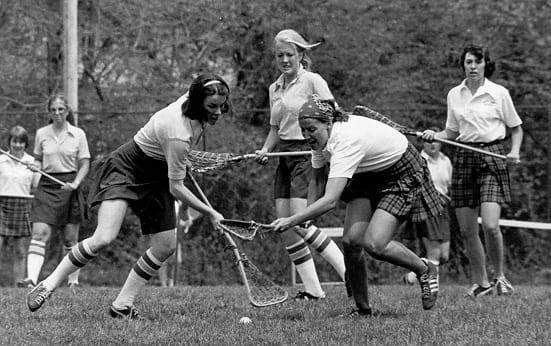 history of women's lacrosse lacrosse history