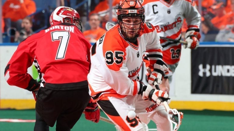 2019 nll finals buffalo bandits calgary roughnecks