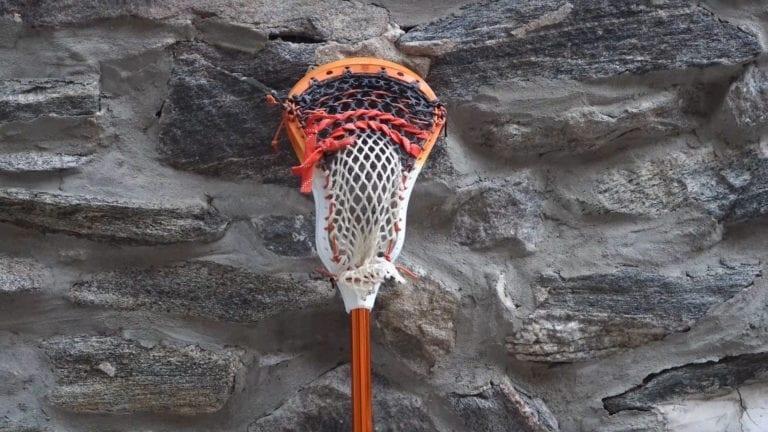 lacrosse stringing