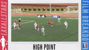 dodging with head up lacrosse