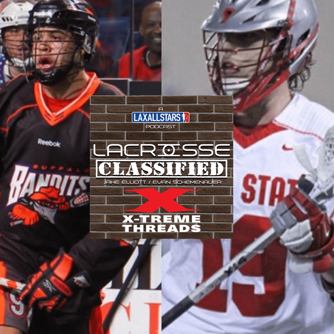 dhane smith jesse king lacrosse classified nll