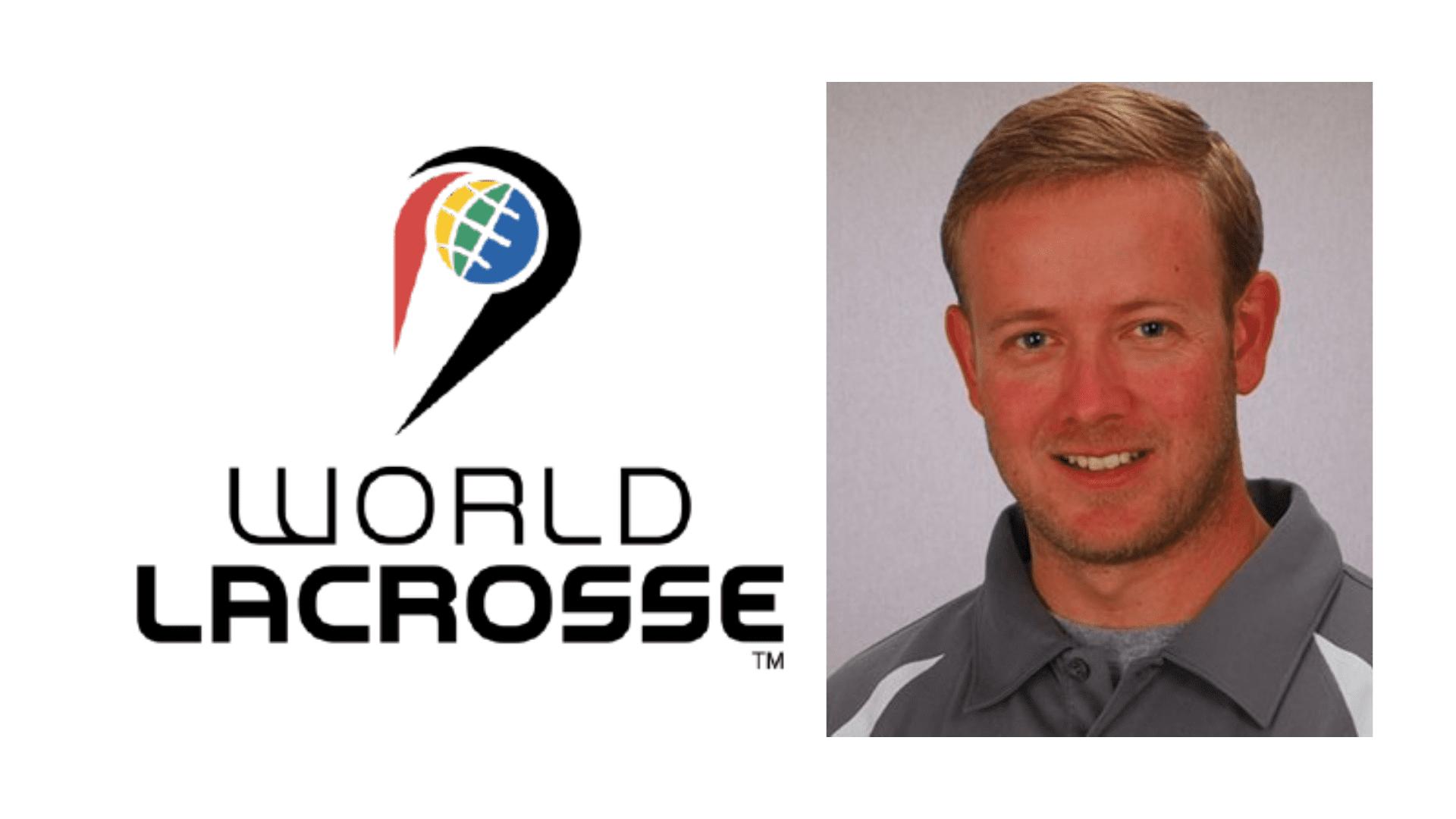 tj buchanan world lacrosse director of sport development