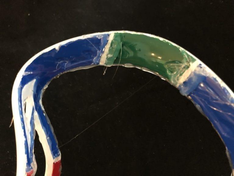 inside out dye #TheGopherProject