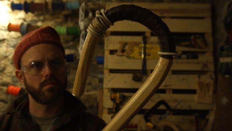 lacrosse cane