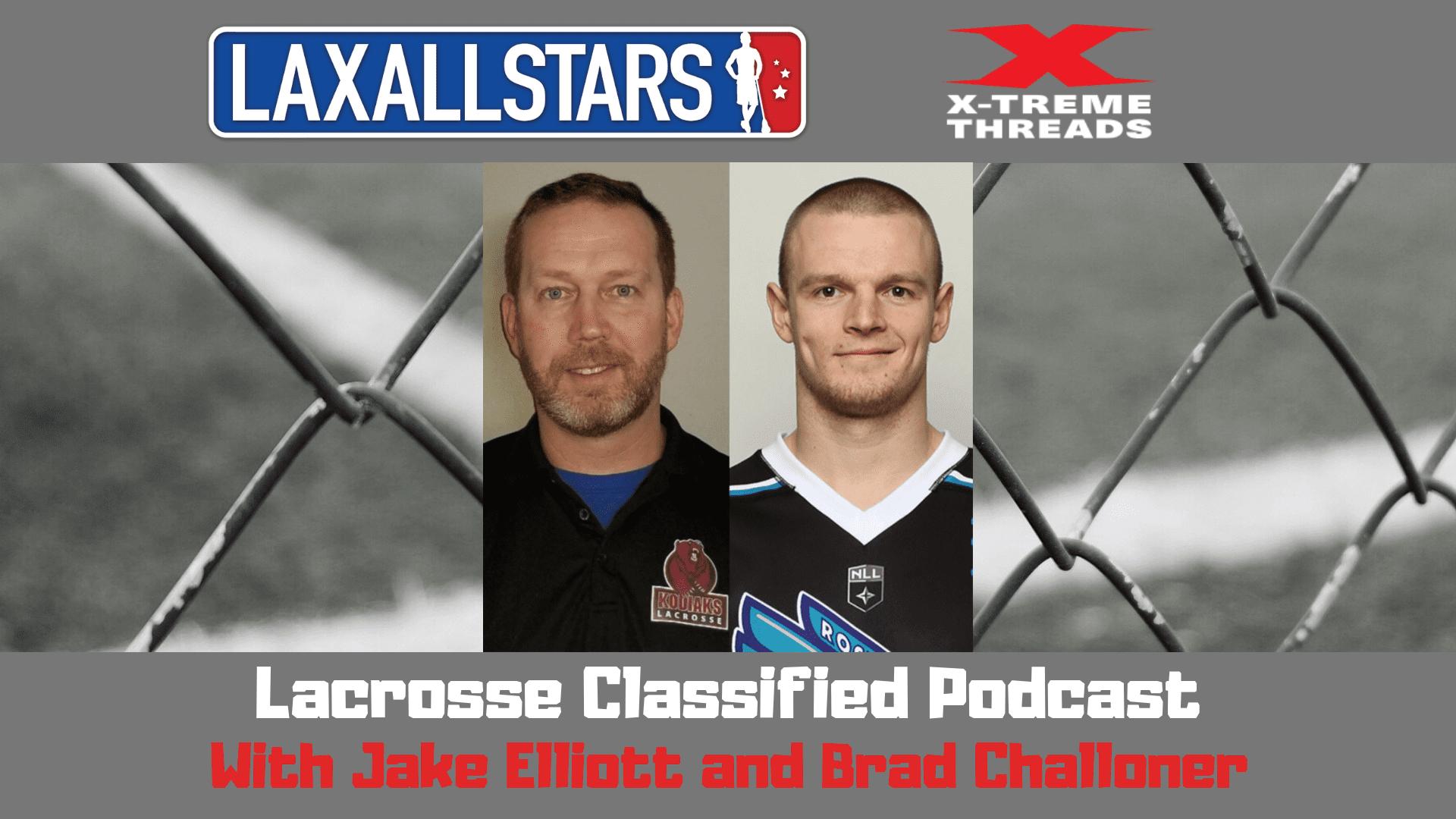 box lacrosse lacrosse classified graeme hossack john webb