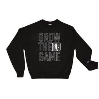 Classic Grow The Game Crewneck Sweatshirt