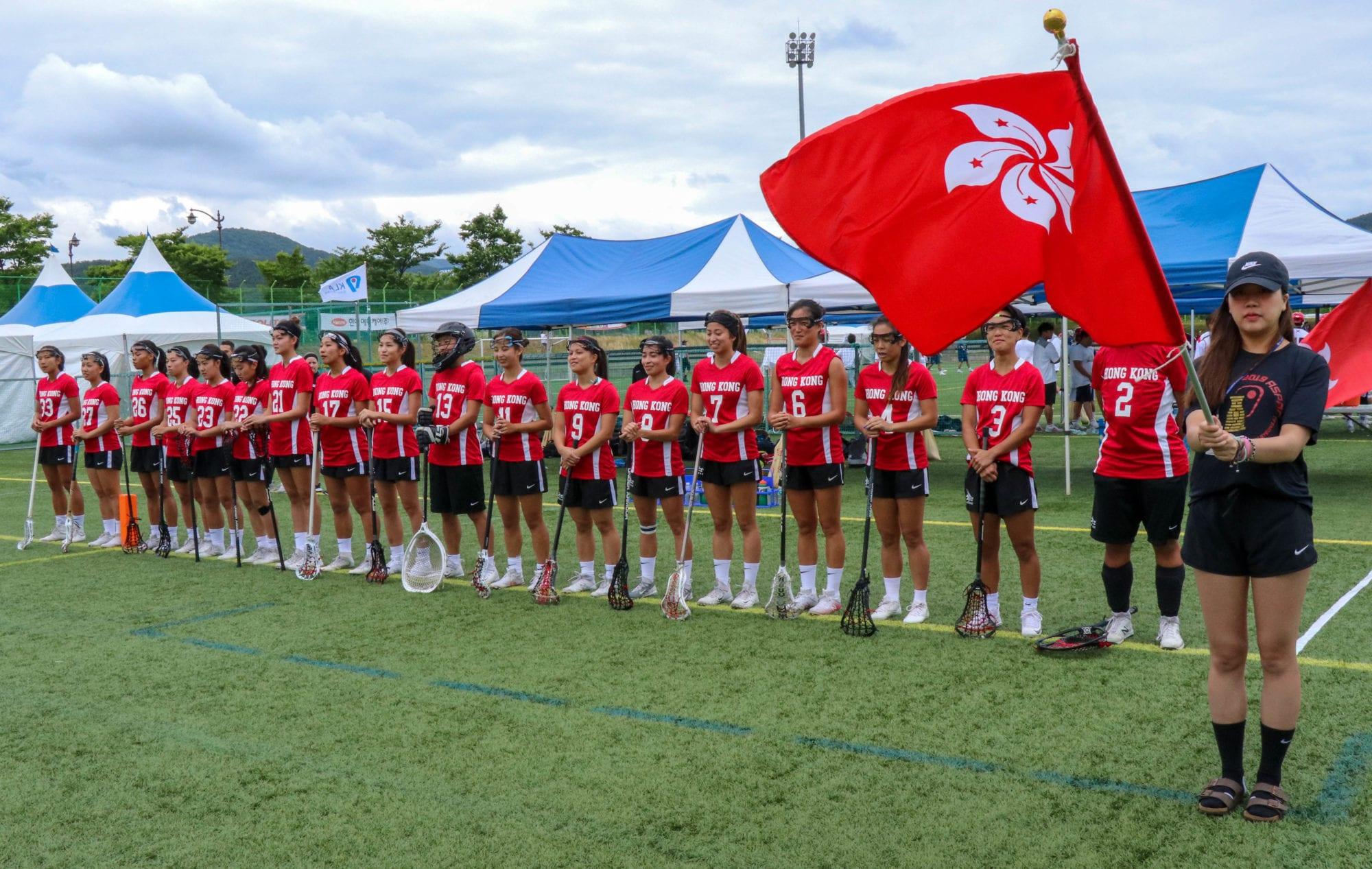 hong kong women's lacrosse