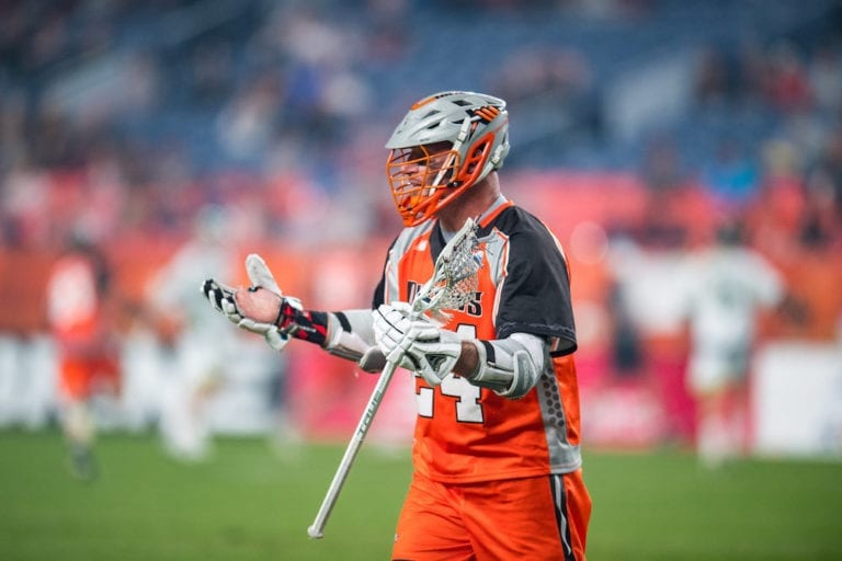 denver outlaws john grant jr mll