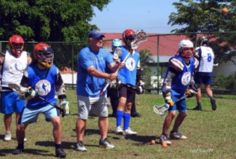 costa rica indoor lacrosse team