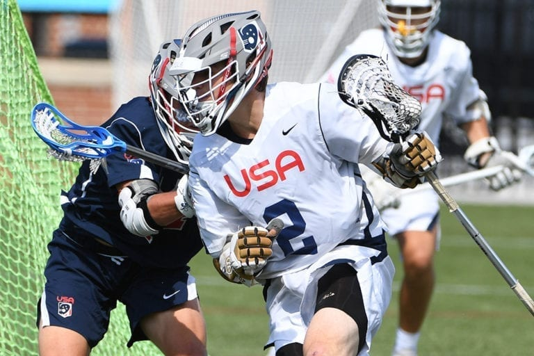 2020 US Men's U19 Lacrosse Team