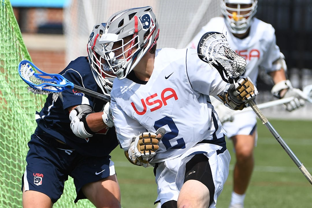 2020 US Men's U19 Lacrosse Team us lacrosse