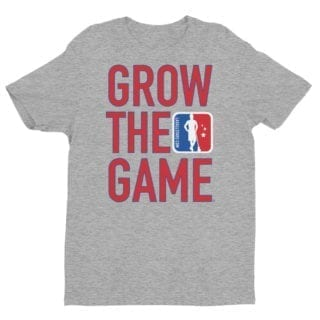 Classic Grow The Game T-shirt