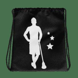 Identity Drawstring Bag