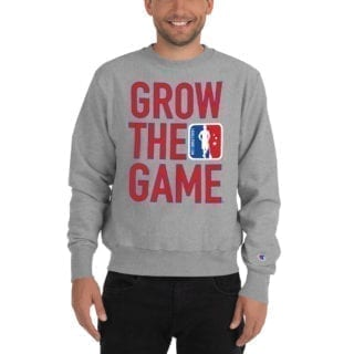 Classic Grow The Game Crewneck Sweatshirt
