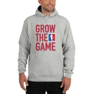 Classic Grow The Game Hoodie