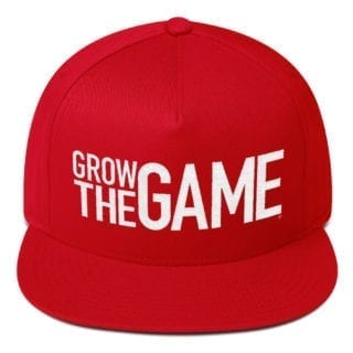 Grow The Game 5-Panel Cap