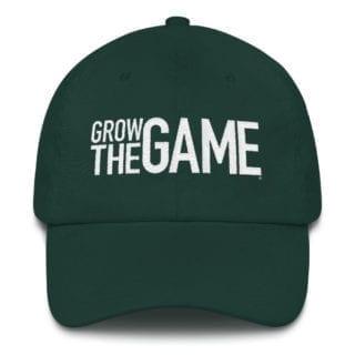 Grow The Game Dad Cap