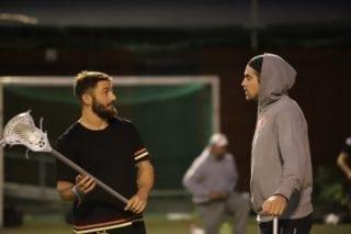 La Rambla : Spain Lacrosse Shirt