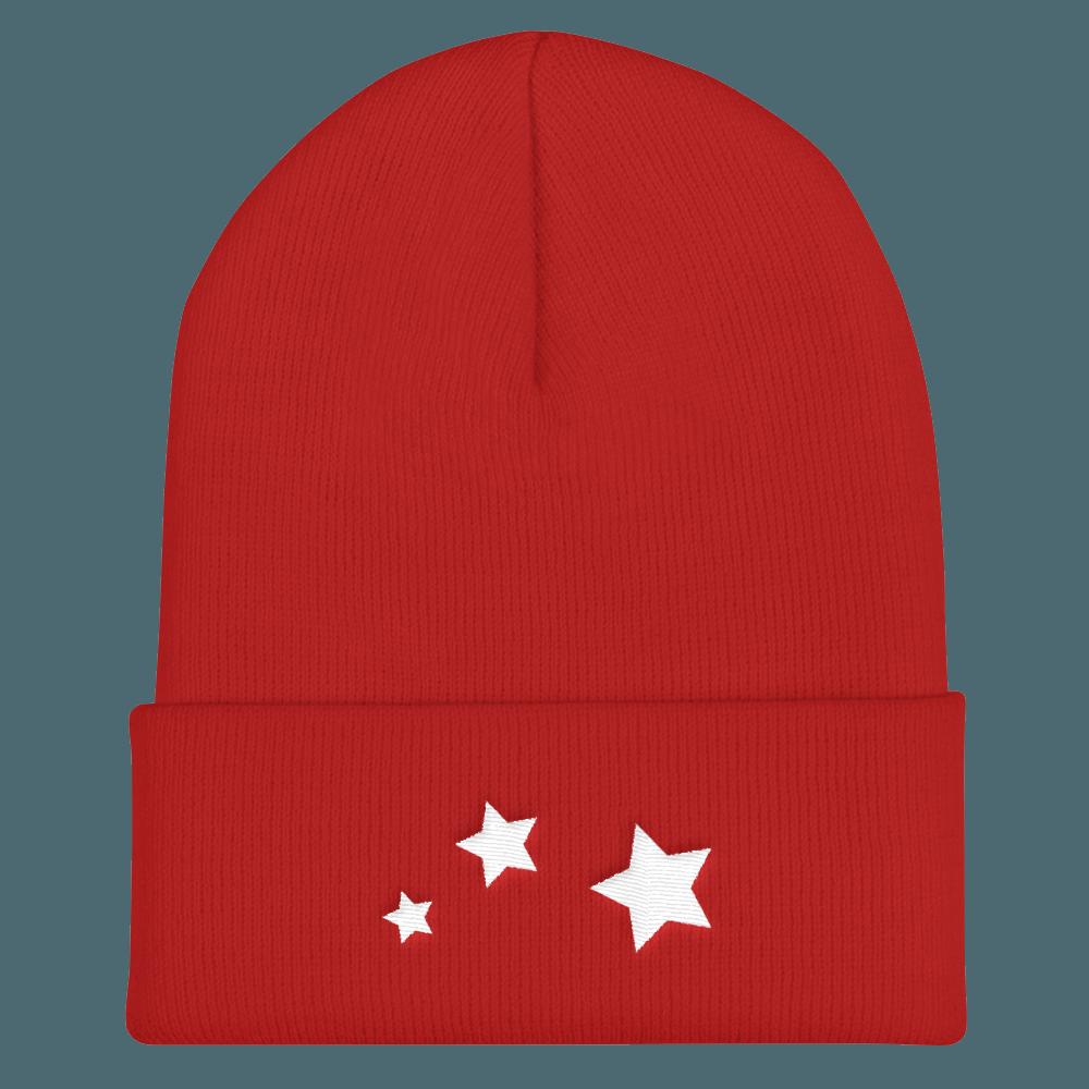 Starburst Knit Beanies