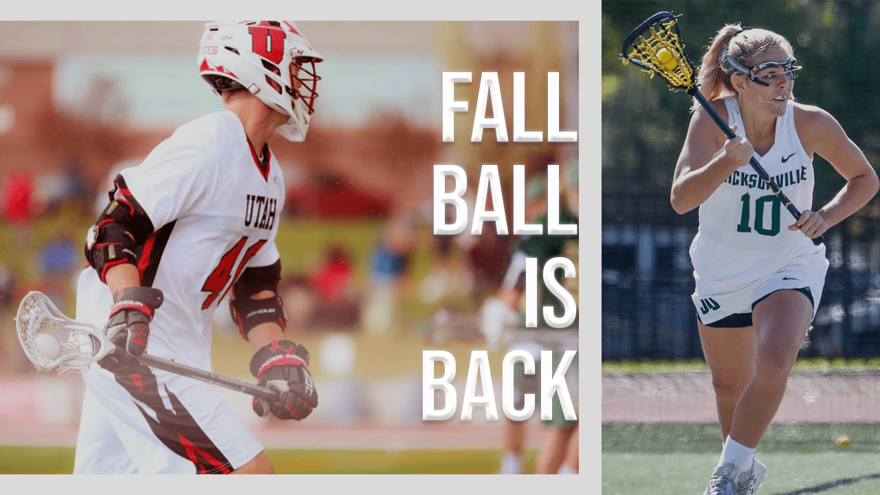 Fall Ball is Back - graphic design sports equipment