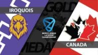 2019 world junior lacrosse broadcasts