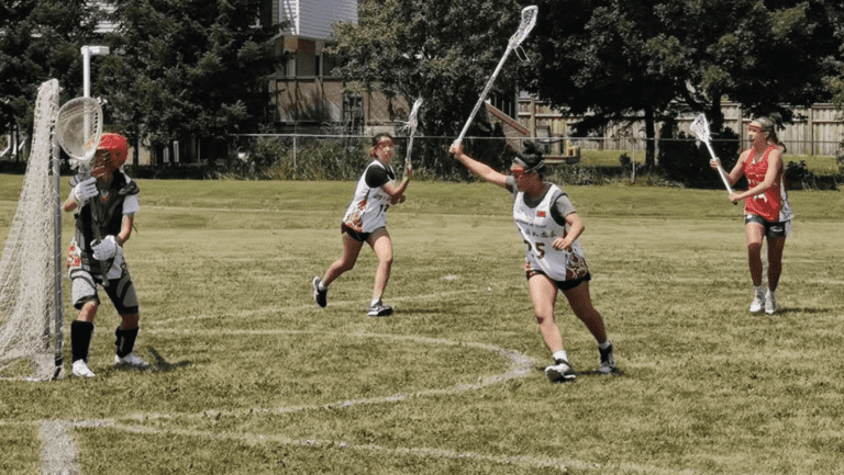 china womens u19 lacrosse
