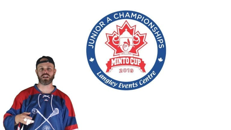 minto cup lacrosse history