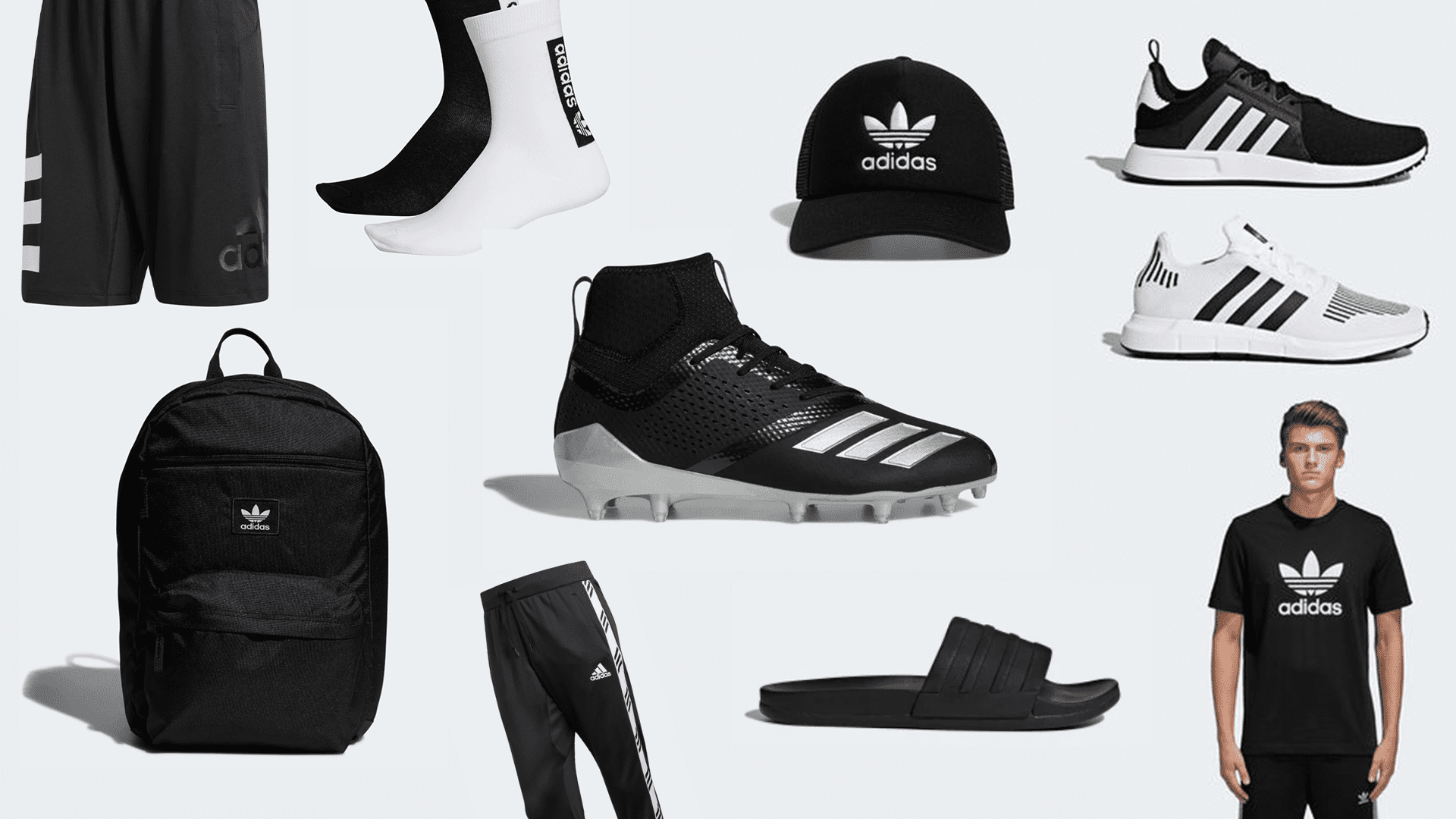 All Day I Dream About So Much Gear - ADIDAS