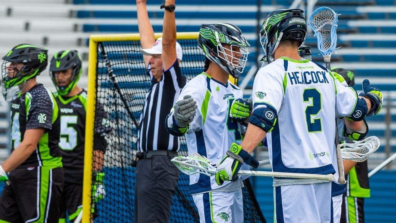 major league lacrosse mll chesapeake bayhawks
