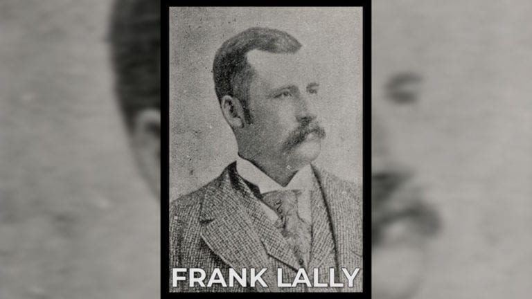 lally's lacrosse history