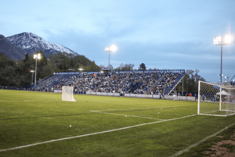 the stadium at south field brigham young university
