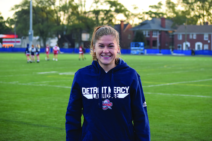emily beazley england lacrosse detroit mercy women's lacrosse