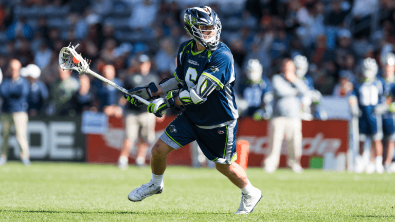 steele stanwick chesapeake bayhawks mll major league lacrosse