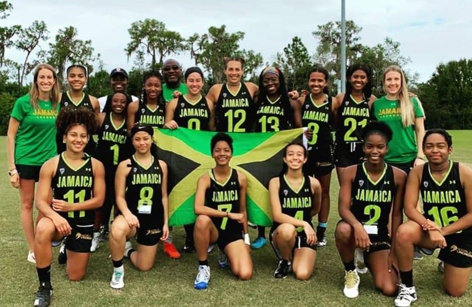 jamaica women's national lacrosse team international