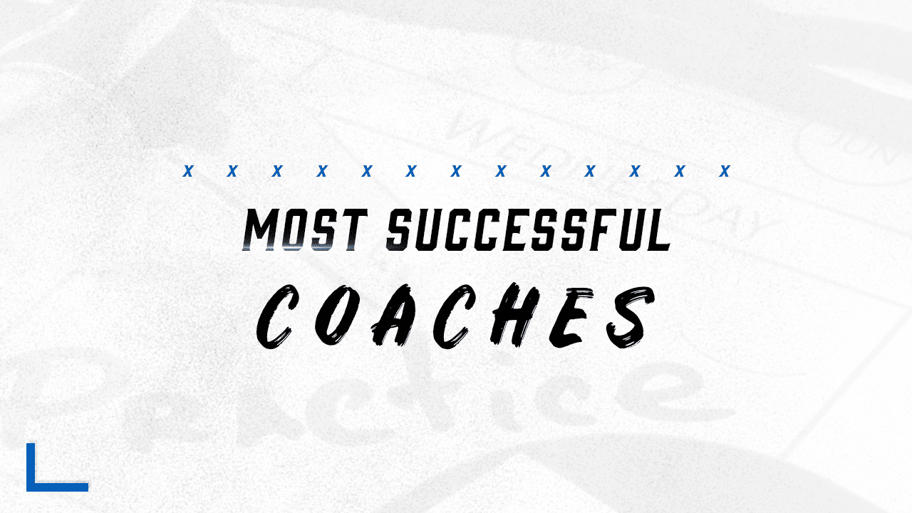 who is the most successful lacrosse coach of all-time