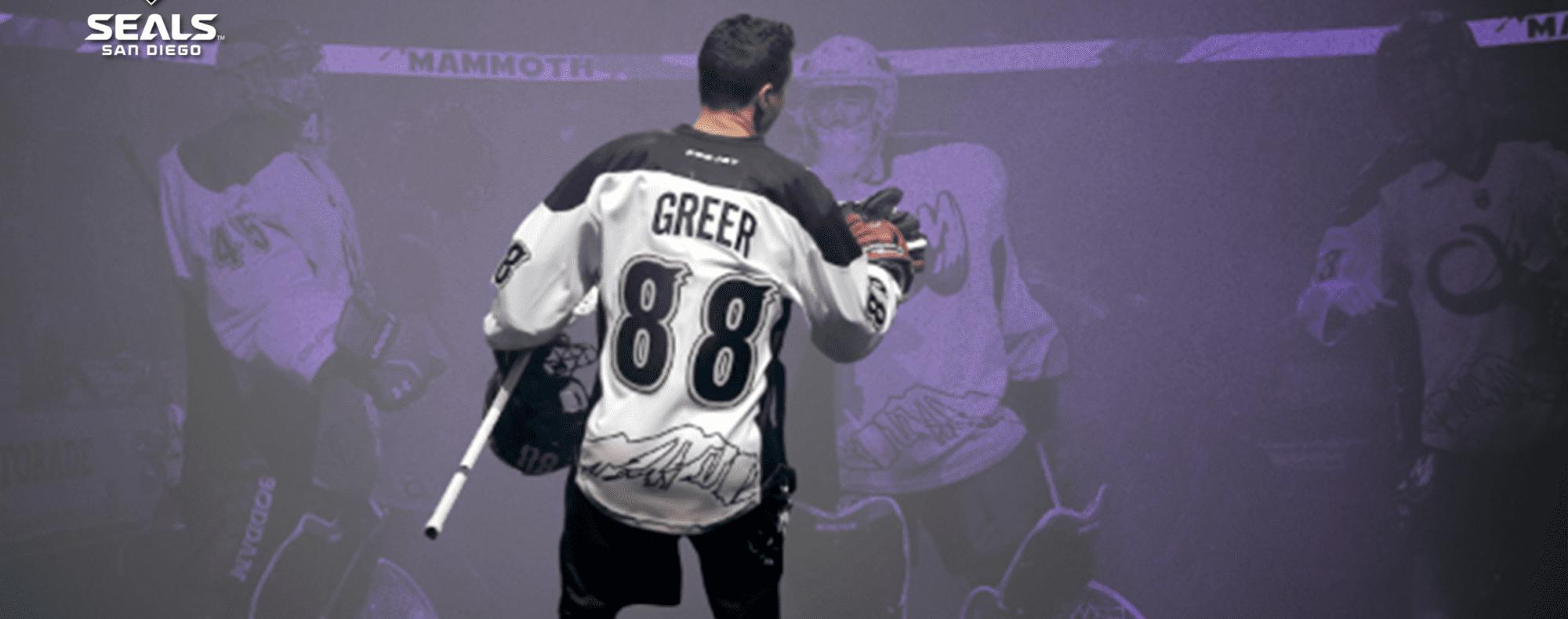 zack greer nll national lacrosse league san diego seals pro lacrosse box lacrosse