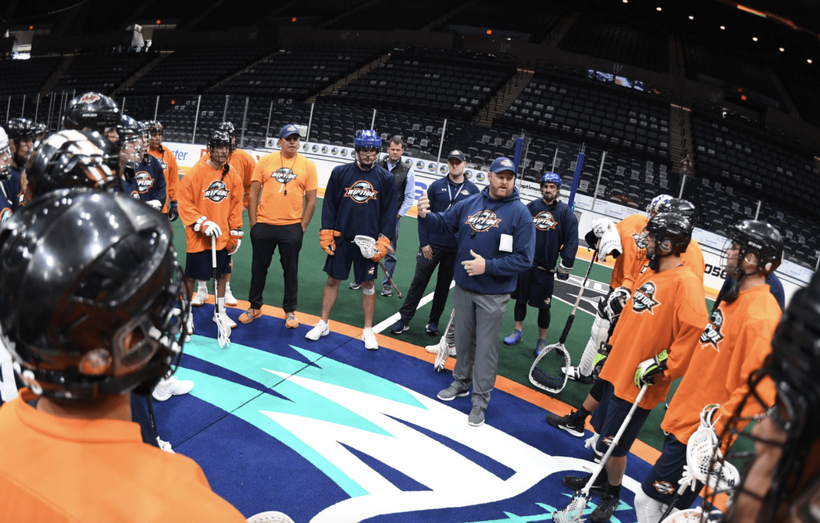 rich lisk new york riptide regy thorpe nll national lacrosse league