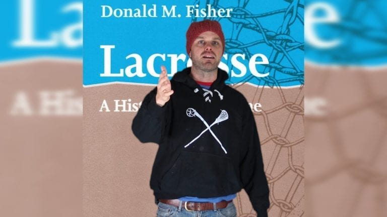 history of box lacrosse