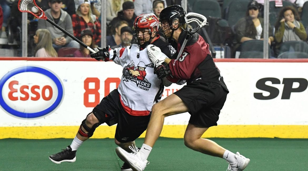 calgary roughnecks colorado mammoth preseason nll national lacrosse league 2019