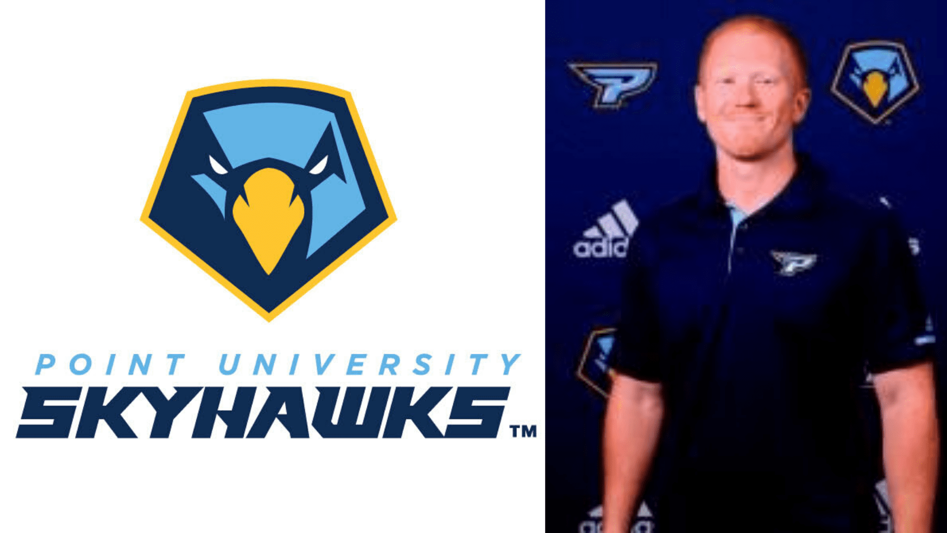 point university skyhawks sean feeley naia lacrosse