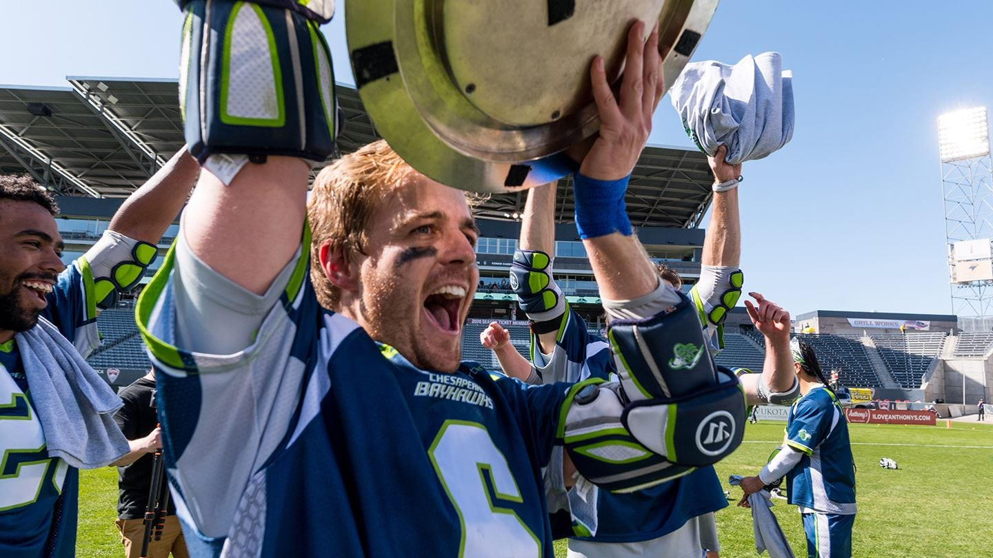 chesapeake bayhawks major league lacrosse mll pro lacrosse How Do 2020 MLL Rosters Compare to 2019 Playoffs?
