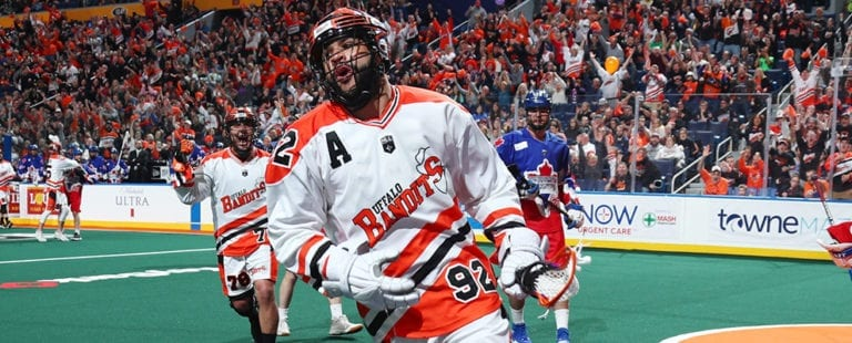 dhane smith buffalo bandits nll national lacrosse league