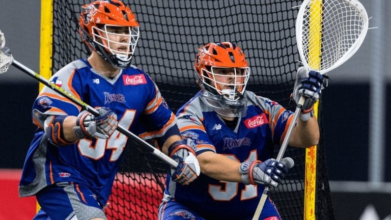 jake pulver sean sconone dallas rattlers major league lacrosse mll pro lacrosse