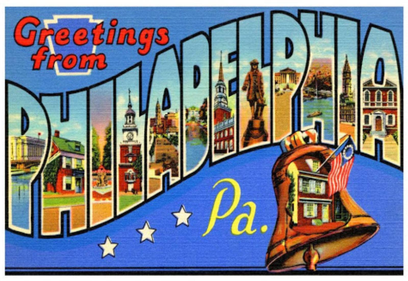 lax dad postcard philadelphia laxcon trilogy lacrosse