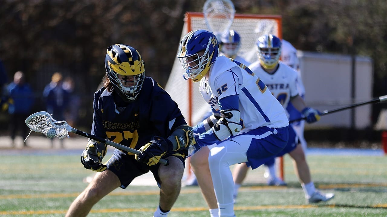 hofstra university university of michigan lacrosse ncaa d1 college lacrosse photo jeff melnik