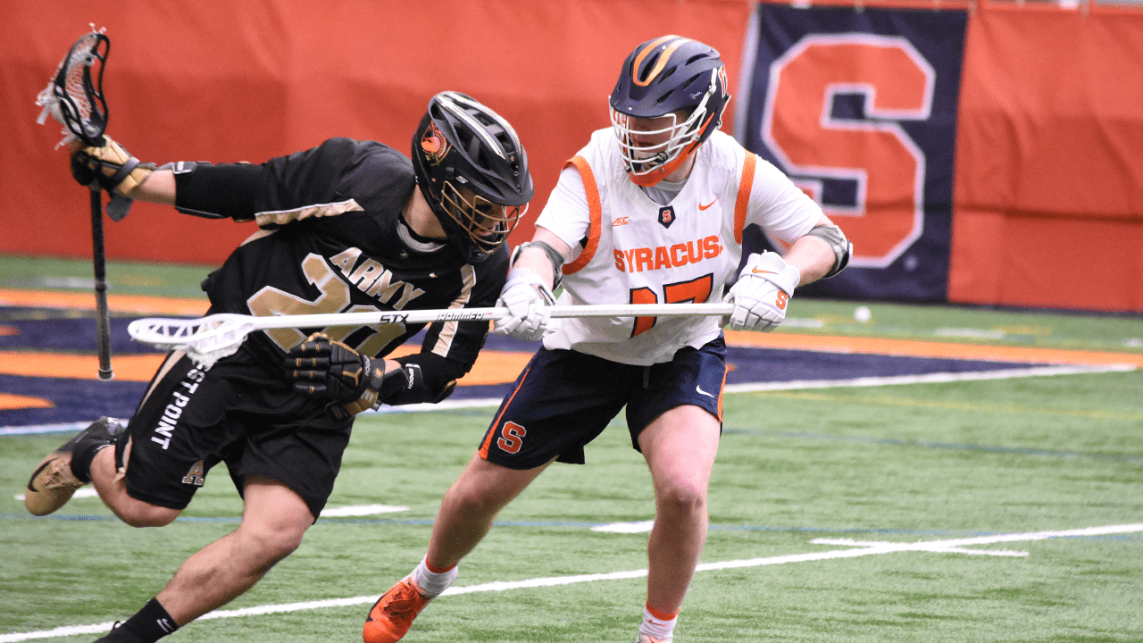 syracuse orange army black knights ncaa men's division i college lacrosse 2020 photo gallery college lacrosse