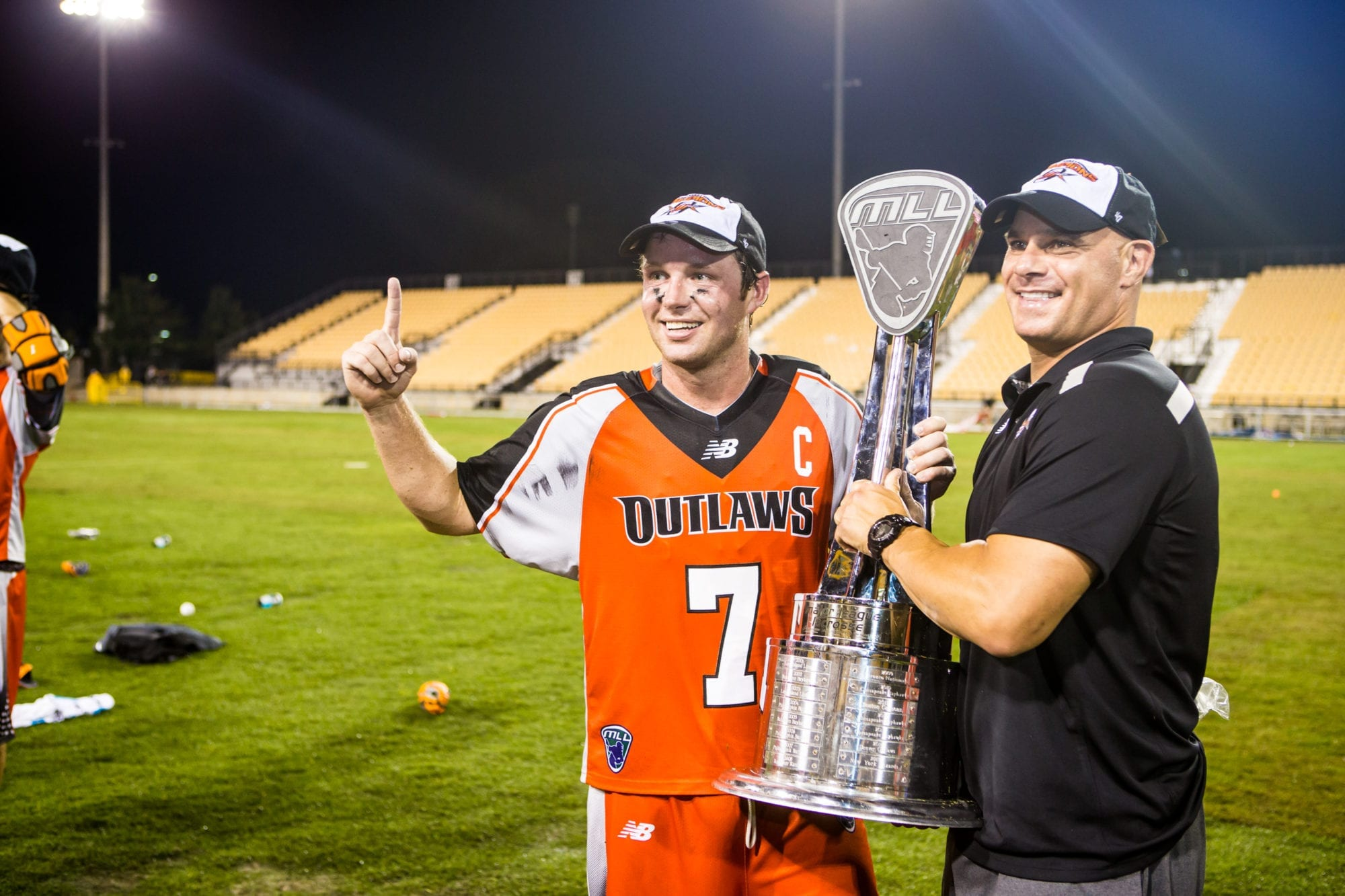 matt bocklet denver outlaws major league lacrosse pro lacrosse mll