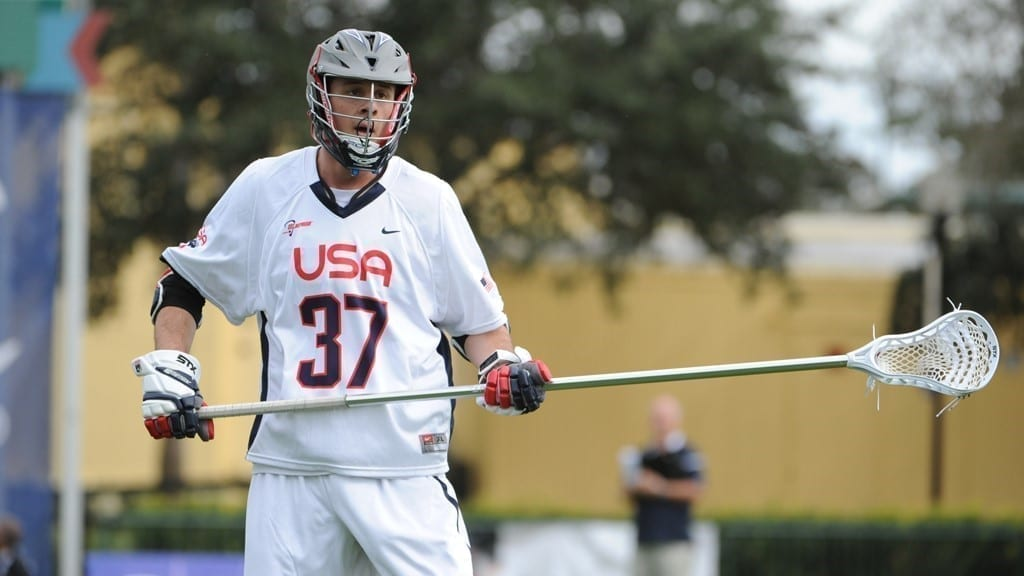 joe fletcher usa lacrosse