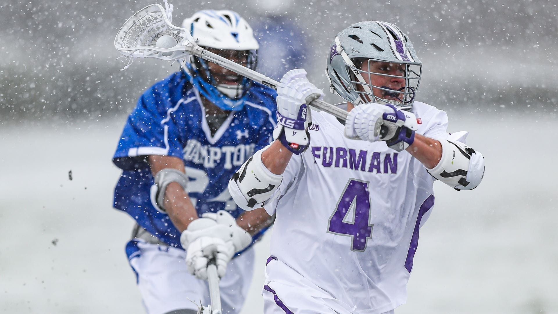 men's college lacrosse 2020 week 2 top moments and highlights furman hampton ncaa division i lacrosse college